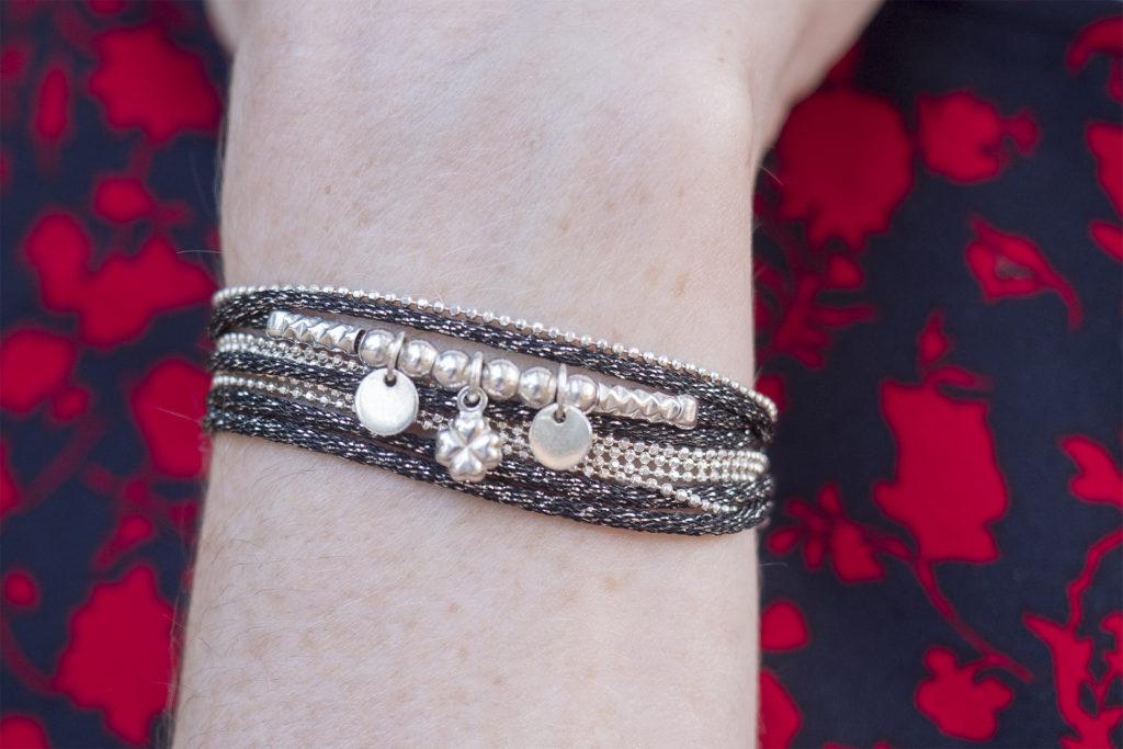 Les secrets de carolyne bracelet