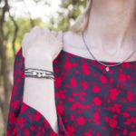 bijoux de createur français Les secrets de carolyne bracelet et Julie Bonzom