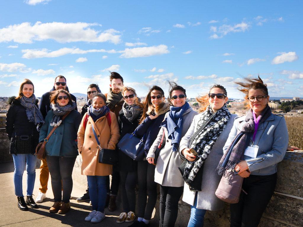 Team Blog Montpellier visite montpellier