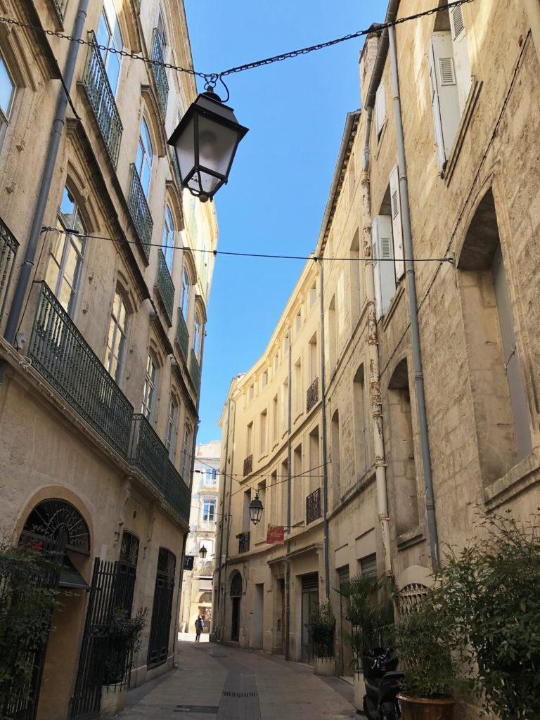 Les circulades de Montpellier