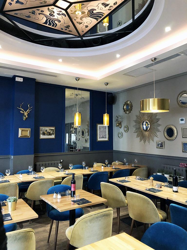 la coquille restaurant historique de Montpellier