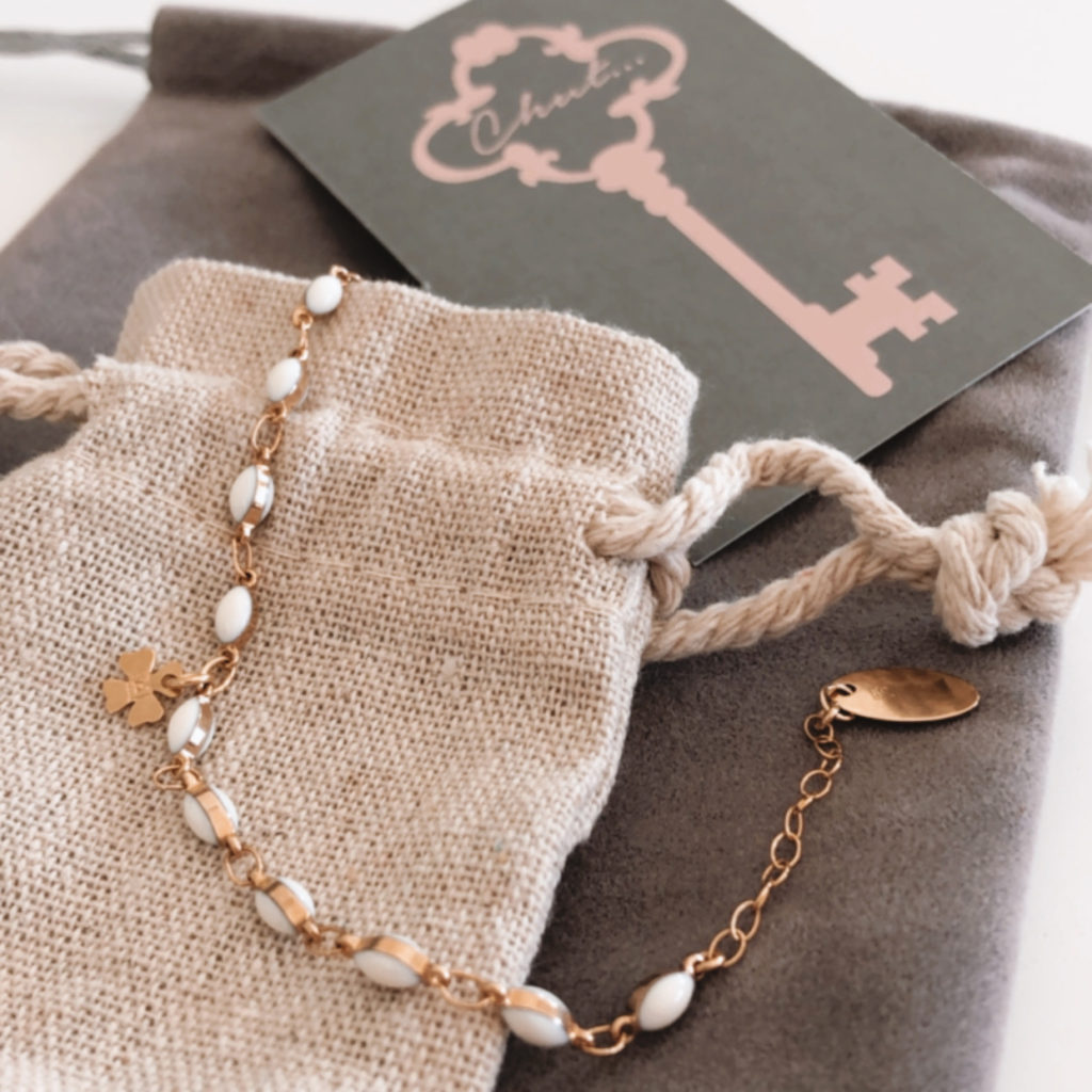 bijoux de créateur Les Secrets de Carolyne